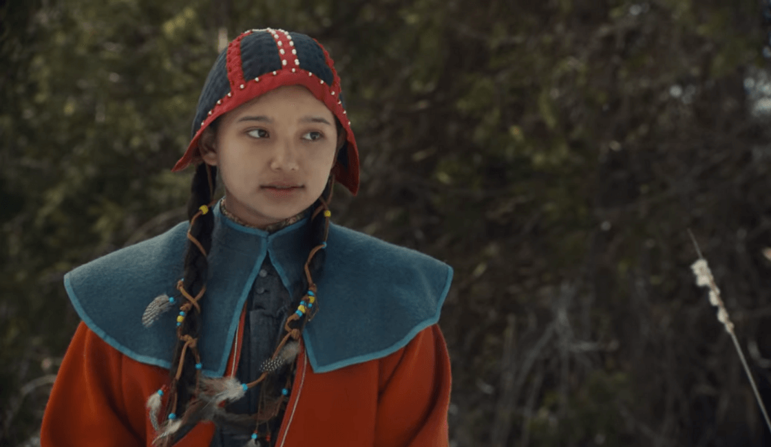 chica indígenas netflix