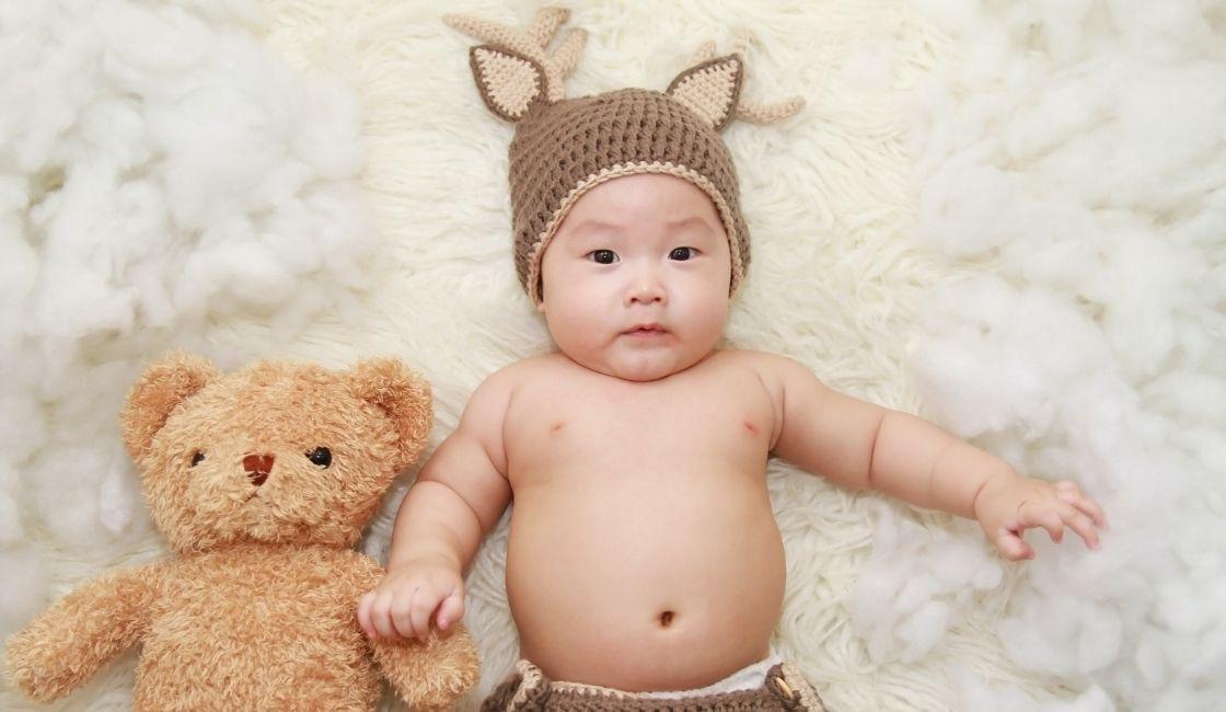 Características de laropa de algodón para bebés