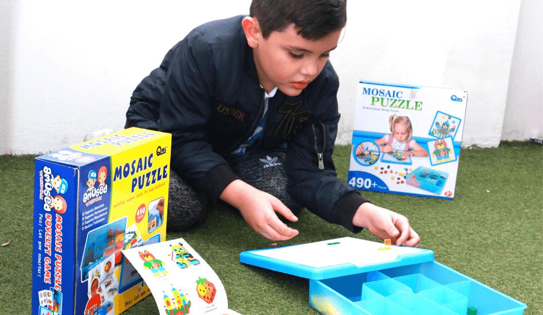 Juguetes educativos para niños de 5 a 6 años