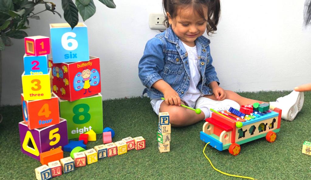 juguete educativos para desarrollar la inteligencia en niños