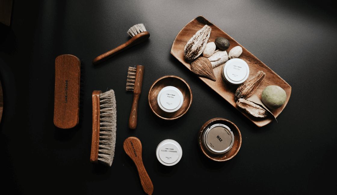 mantenga hidratado el cuero entre las formas de como cuidar accesorios de cuero