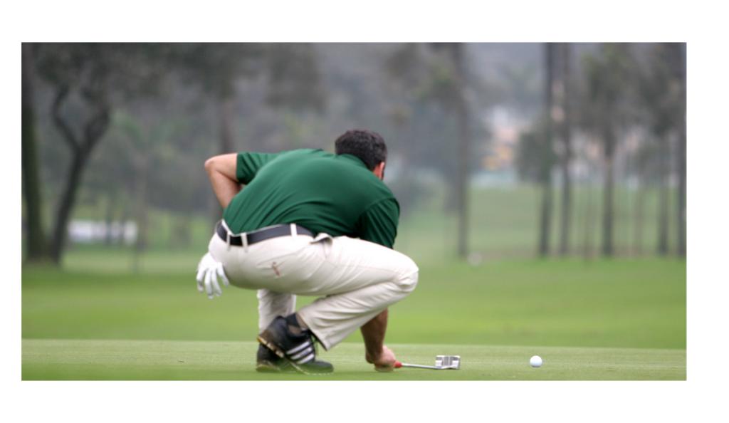 Tipos Pelotas de Golf