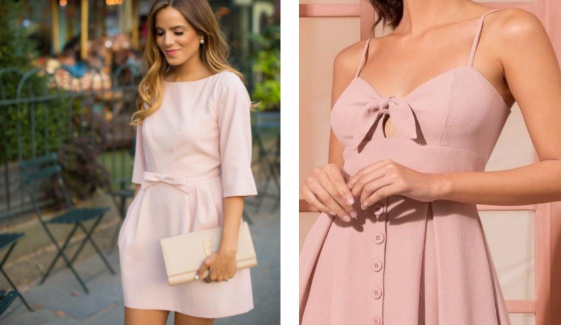 Outfit rosa verano