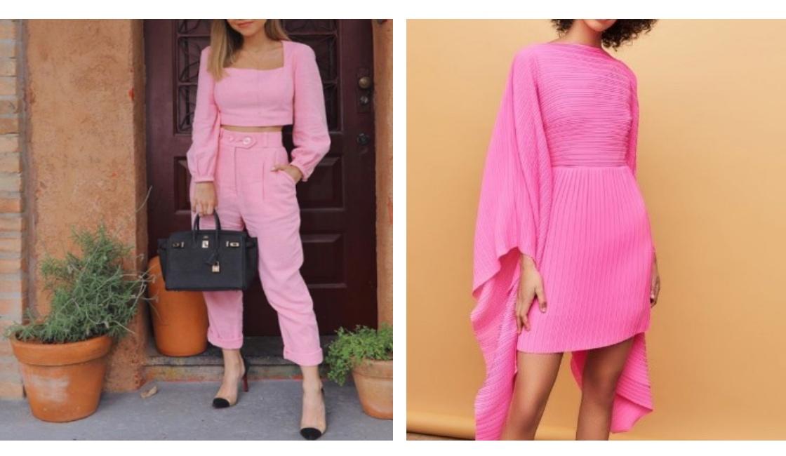 Outfit rosa verano 2021