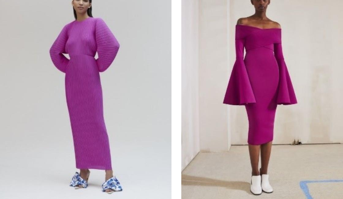 Outfit verano 2021 magenta