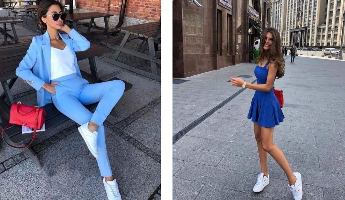 Outfit verano 2021 Light Blue