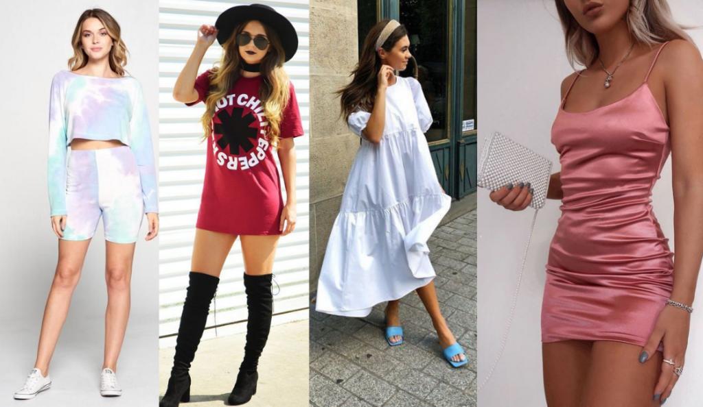 Cómo combinar la ropa de mujer juvenil