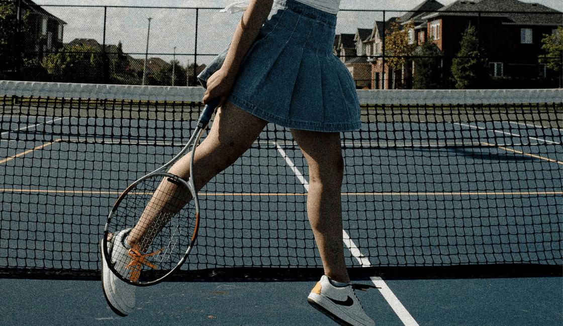 Falda tenis, las nuevas tendencias del 2020.