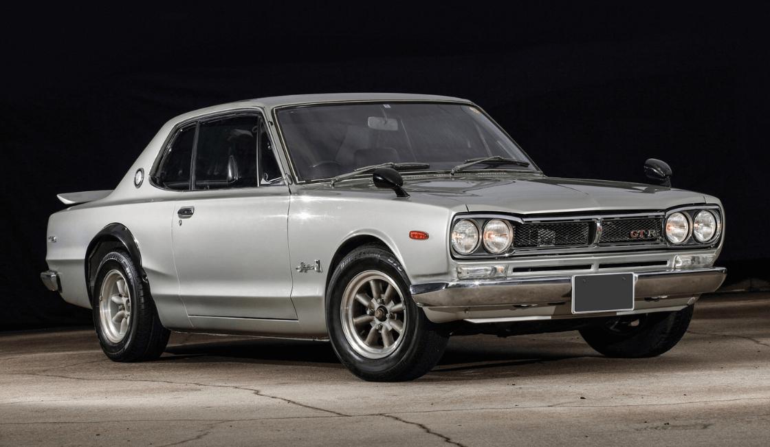 Autos Clasicos Japoneses Skyline 2000GT Coleccion