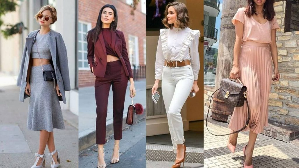 como saber combinar colores de ropa con accesorios de mujer juvenil