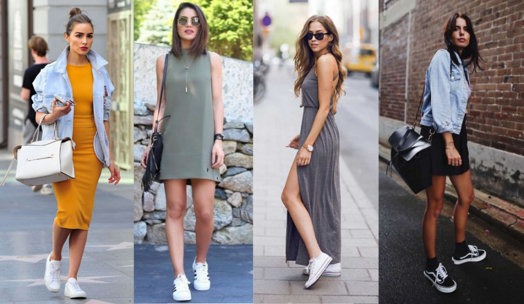 como combinar la ropa elegante y juvenil de mujer