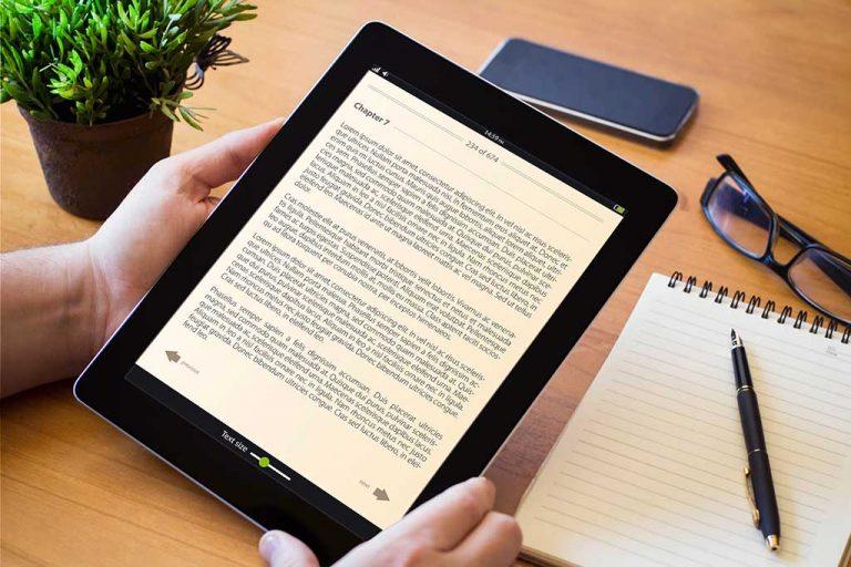 Crear un e-book