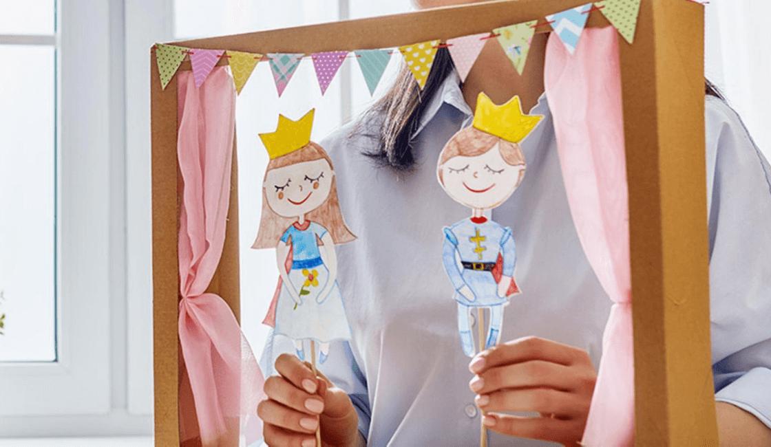 Actividades con marionetas para niños con autismo