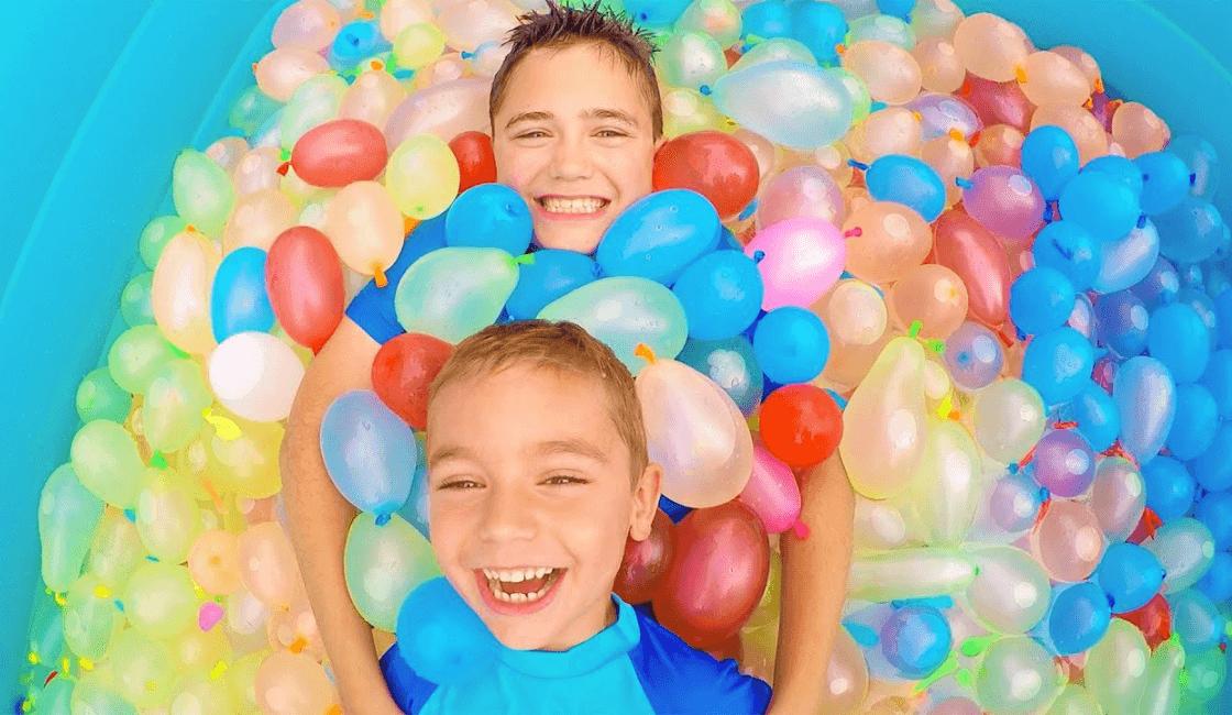 juegos con agua para niños con autismo