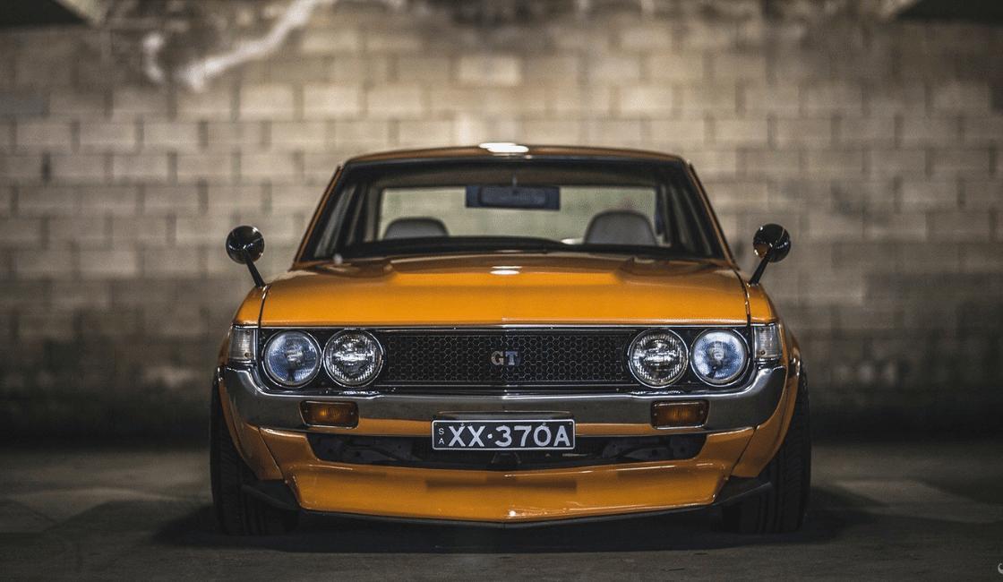 autos de colleción japoneses