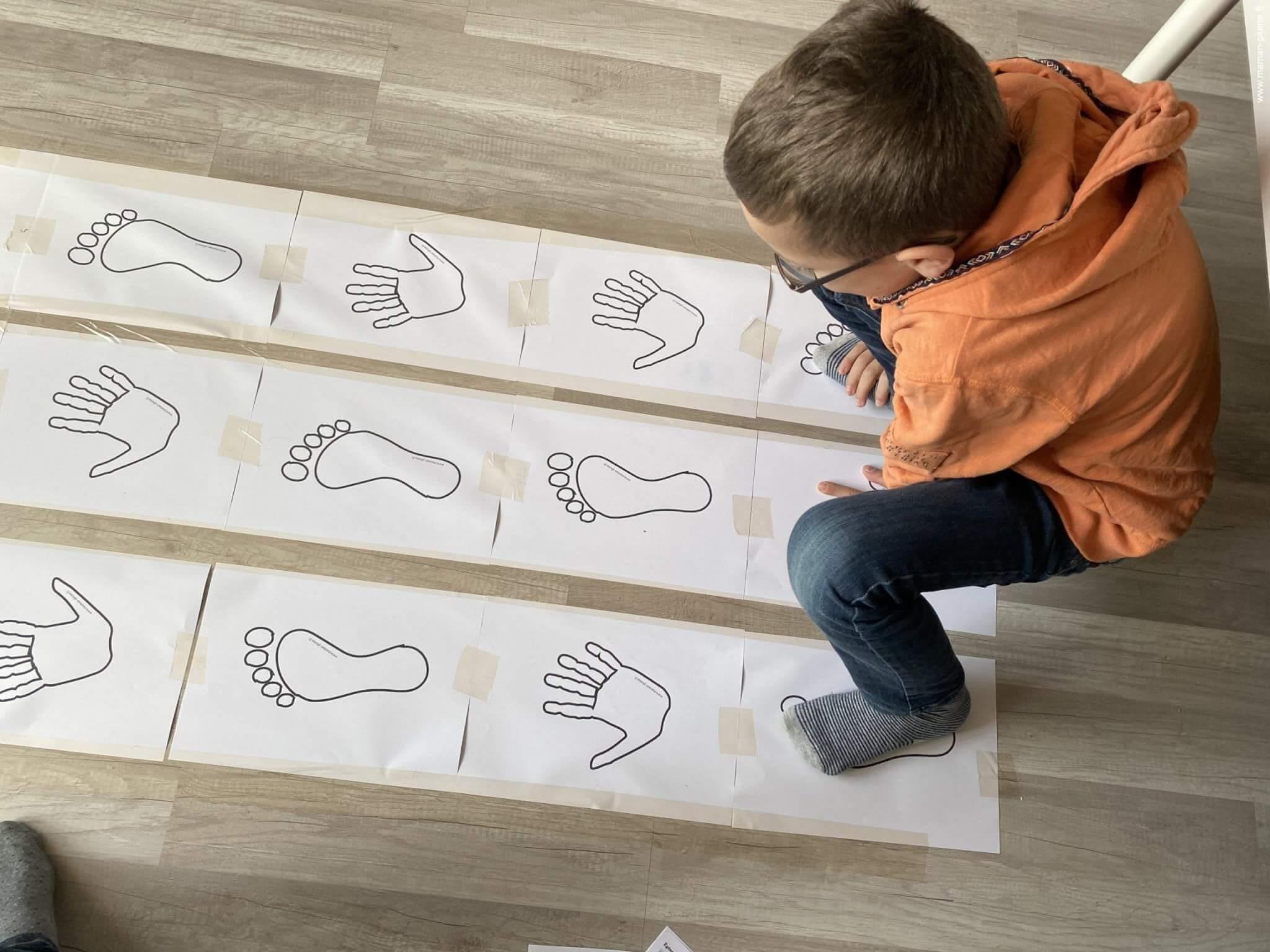 juegos de circuito para niños con autismo