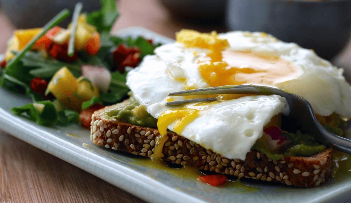 Alimentación saludable para mujeres delgadas
