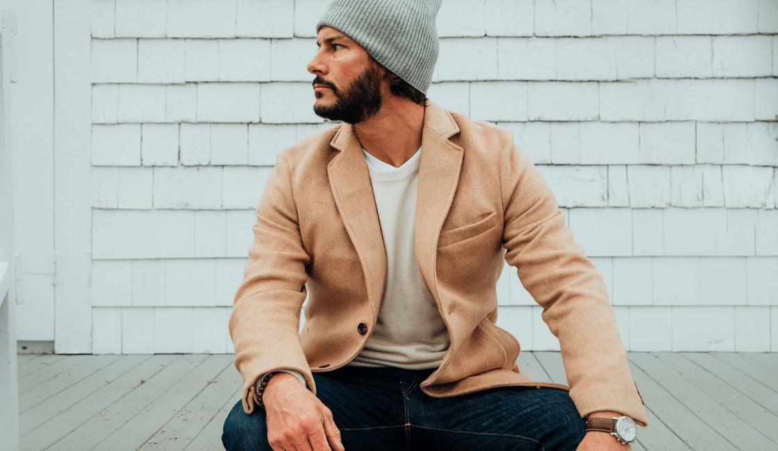 outfit moda urbana vintage para hombre