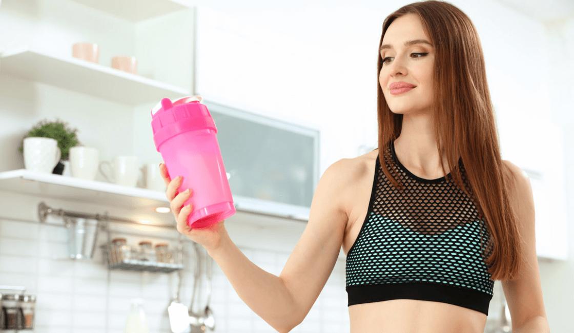 Proteinas y suplementos para mujeres