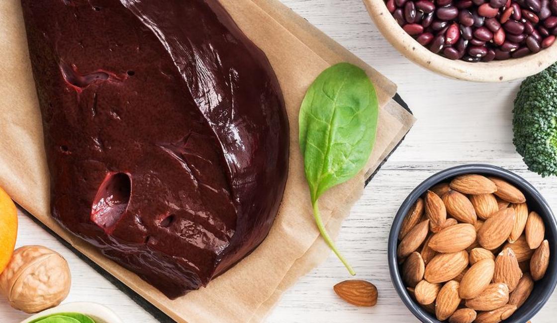 El hígado es uno de los alimentos ricos en hierro para bebes