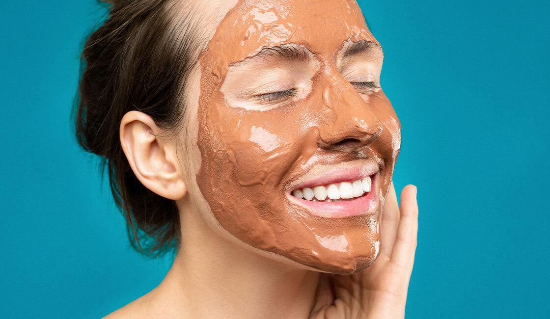 mascarilla exfoliante cuidado de la piel