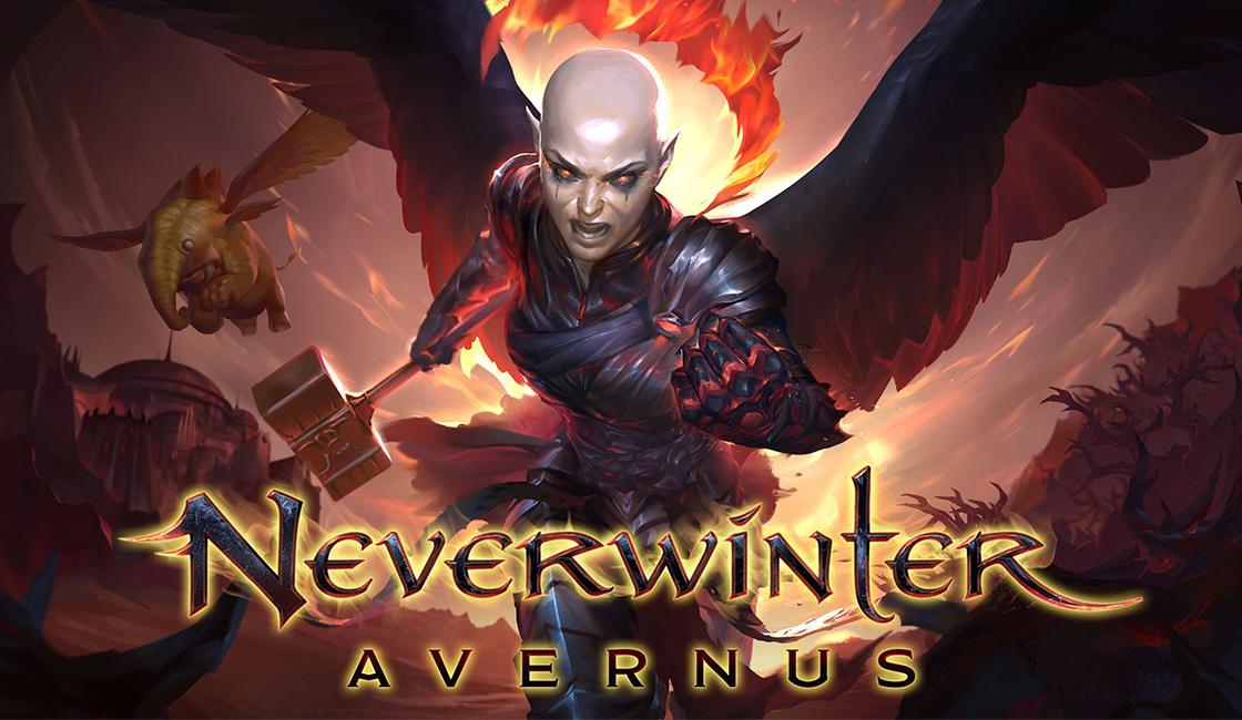 Juego gratis online Neverwinter
