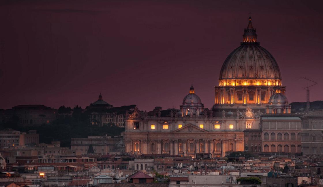 Basílica de San Pedro Vaticano uno de los mejores lugares del mundo