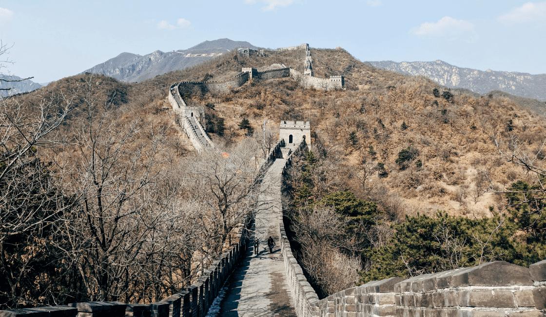 Gran Muralla China los mejores lugares del mundo