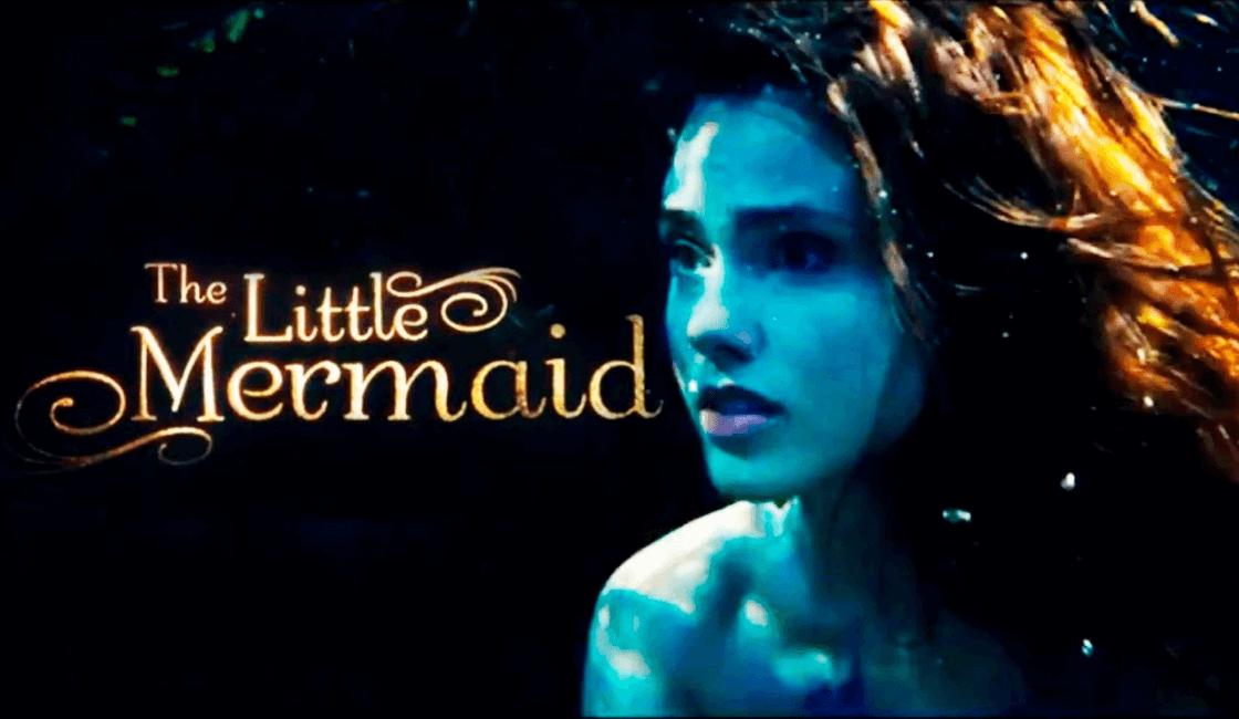la pequeña sirena como una de las películas en Netflix