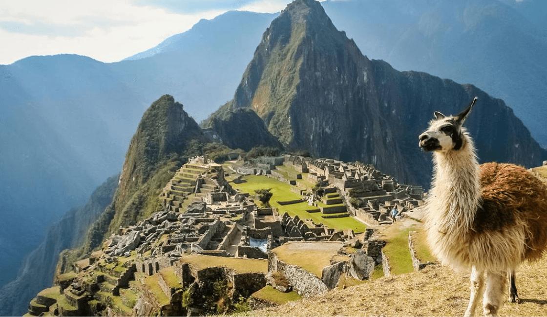 Machu Picchu Perú las octava maravilla del mundo