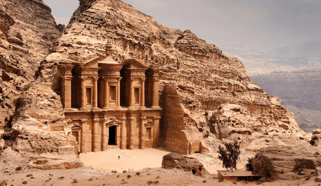 Petra Jordania entre los mejores lugares del mundo por su antigüedad