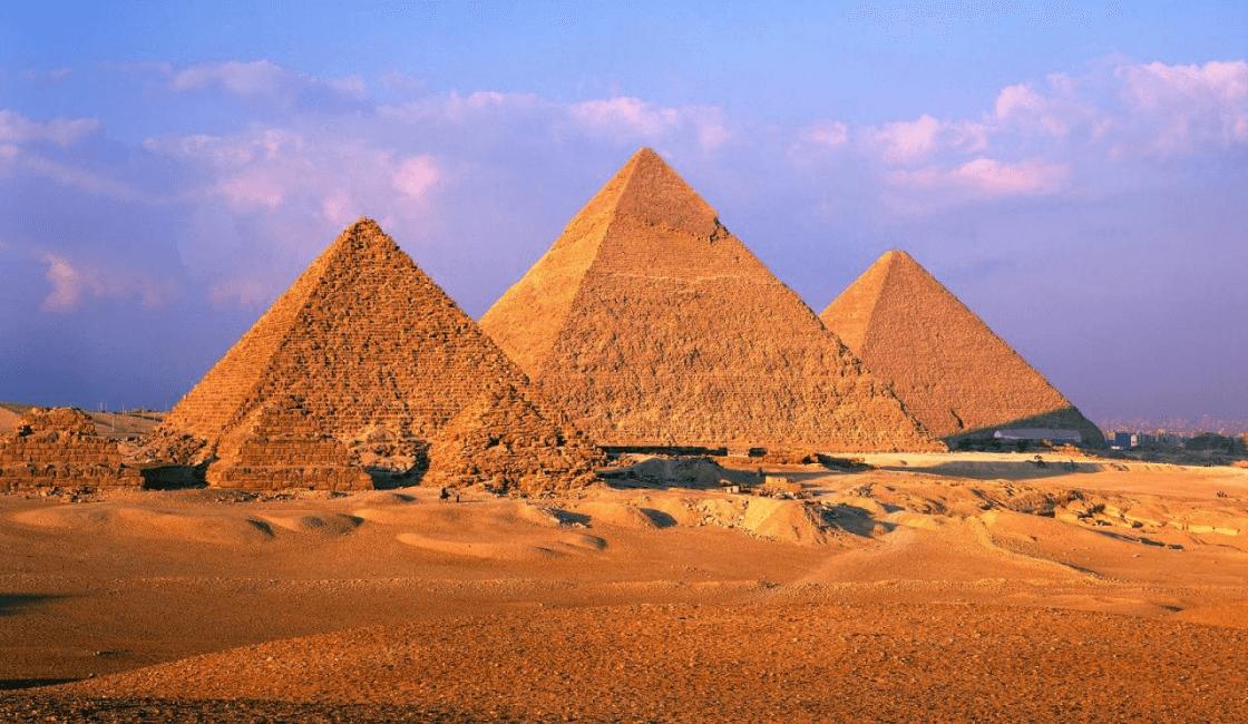 Pirámide de Guiza Egipto