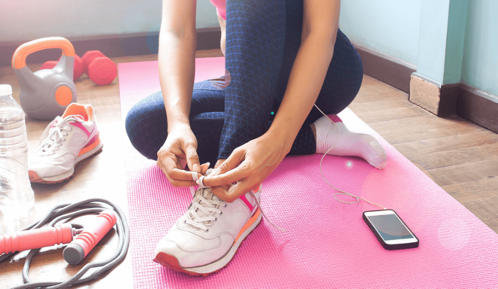 Rutinas fáciles de ejercicios en casa