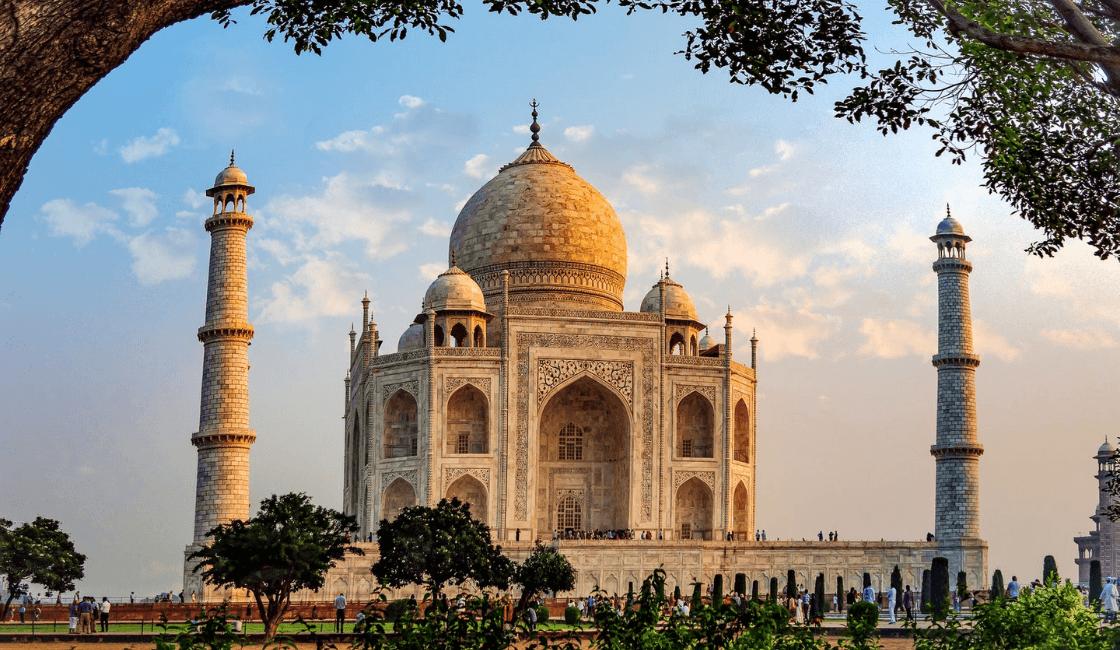 Taj Mahal India Uno de los mejores lugares del mundo para ir en pareja