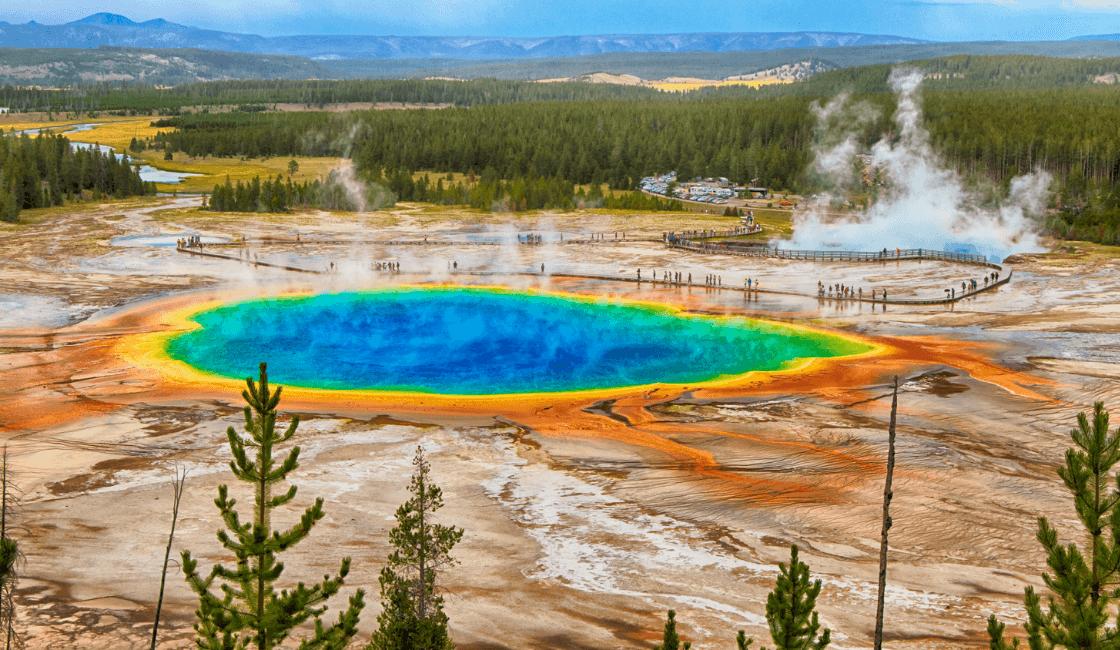 Yellowstone Estados Unidos El mejor lugar para conocer los enigmas de la tierra
