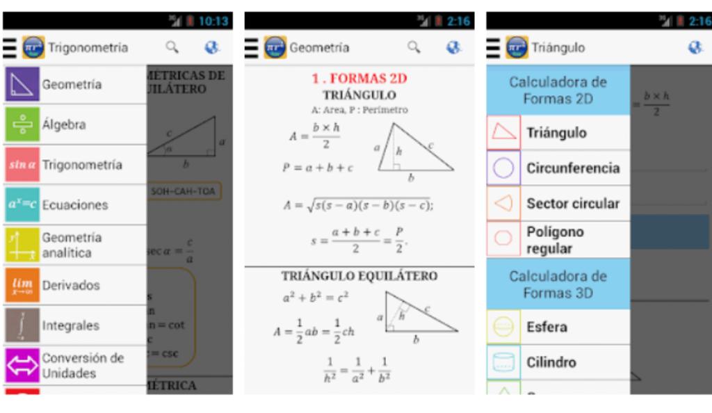 aplicación para aprender matemáticas