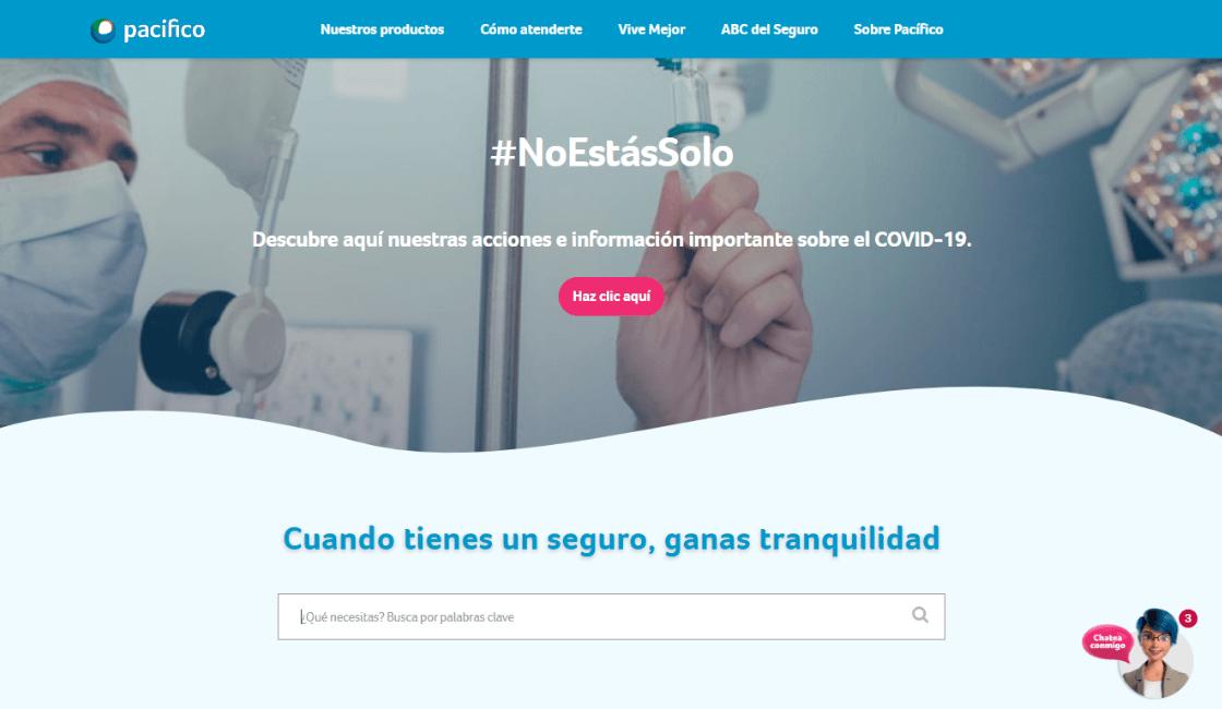 pacifico seguros destaca entre las aseguradoras en el perú