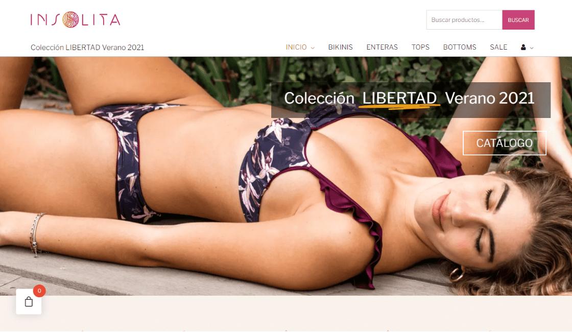 marcas peruanas de bikinis insolita