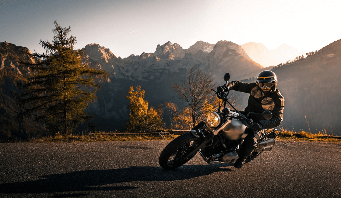 camino a recorrer factor para adquirir una motocicleta
