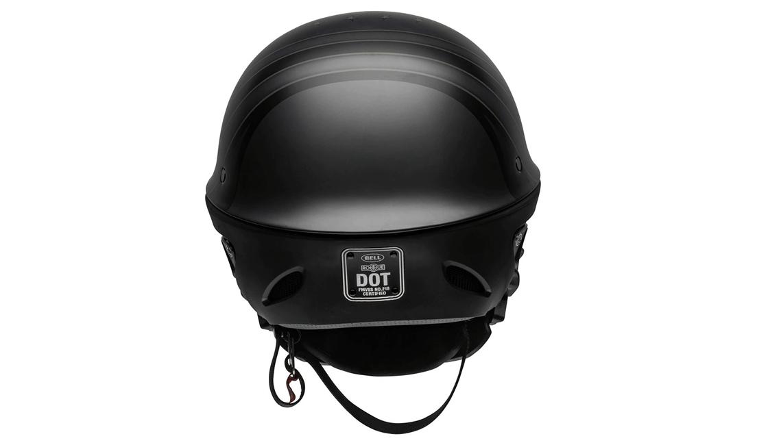 bell casco negro