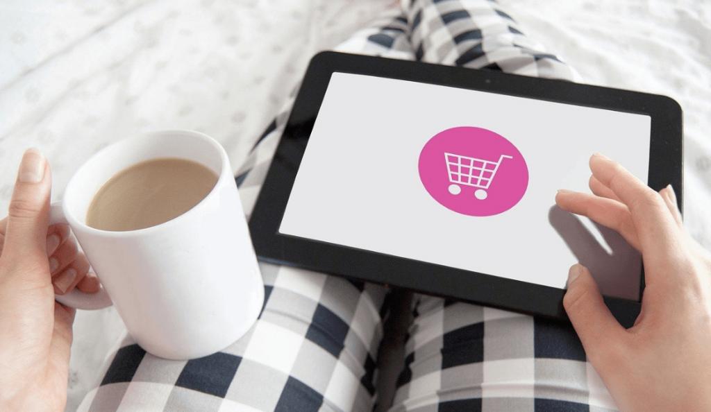 comprar ropa desde casa online