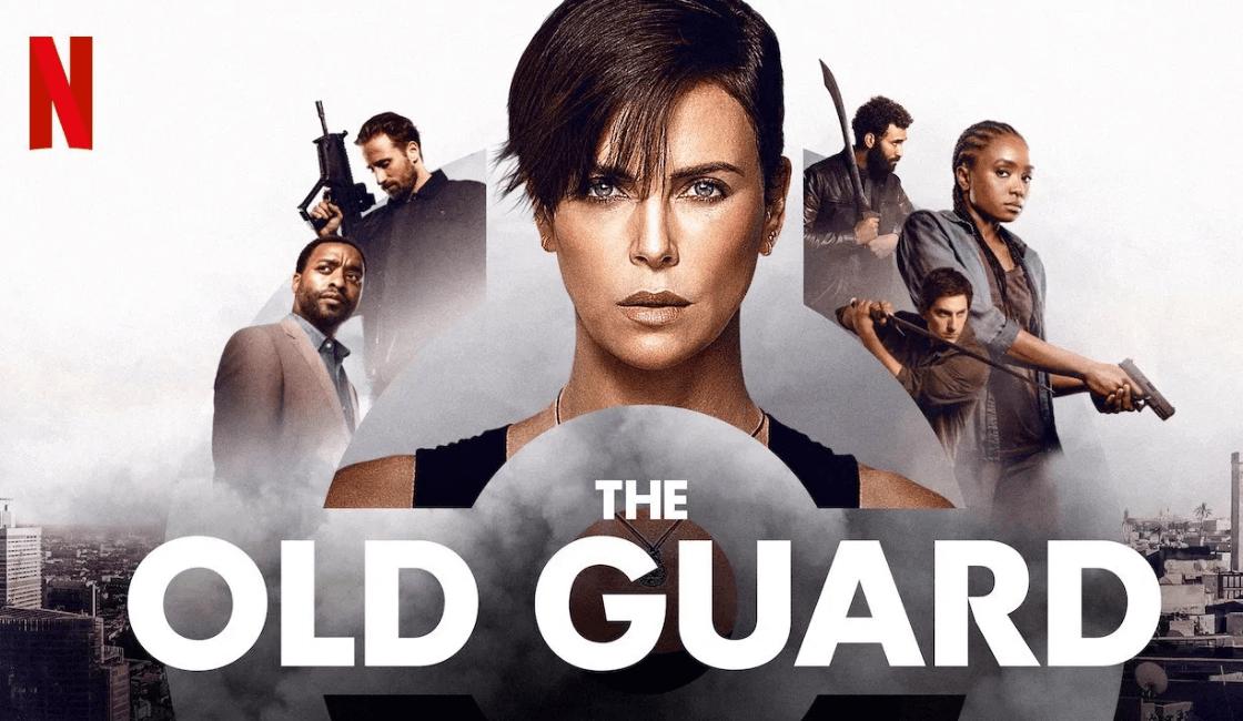 la vieja guardia entre las peliculas en Netflix