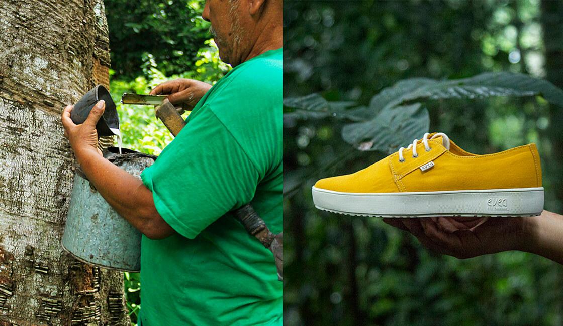 EVEA fabrica zapatos y es una de las Marcas de Ropa con Propósito Social