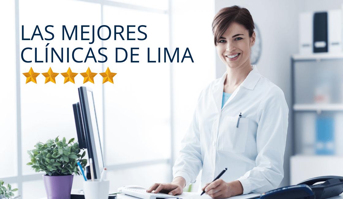 las mejores clínicas de lima Perú