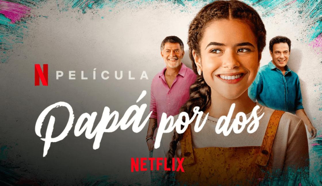 papa por dos una de las películas en Netflix