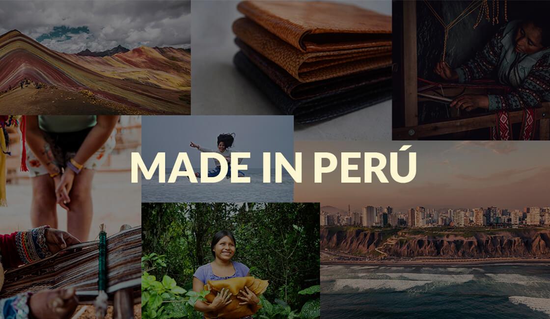 marcas peruanas varios productos