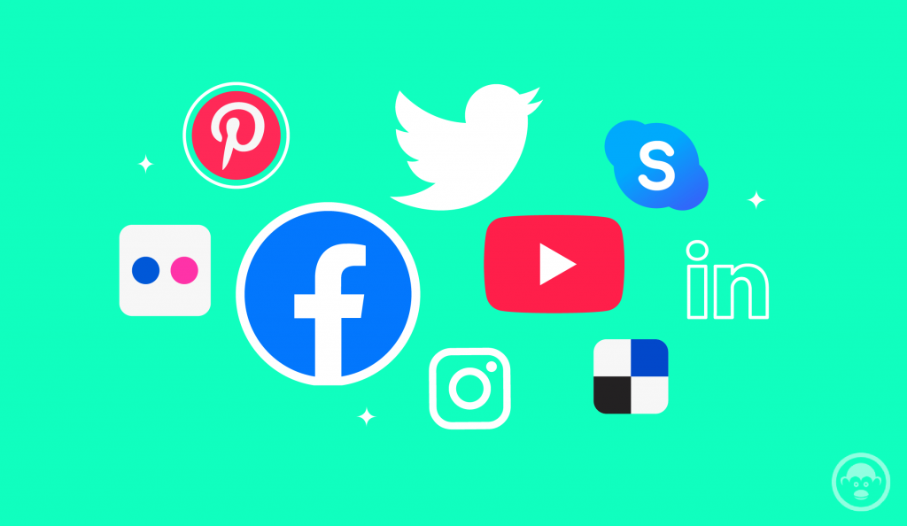 Usa todas las redes sociales posibles para enlazar tu artículo
