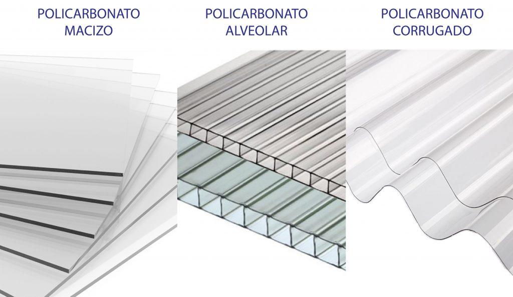 policarbonato para techos y cubiertas