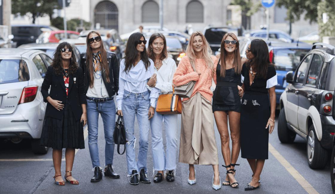 Estilos de ropa para mujer que están de moda