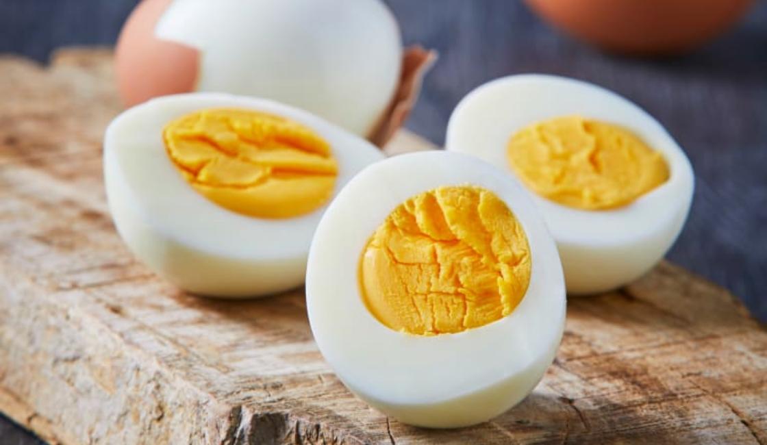 huevos sancochados alimento para la salud de los pulmones